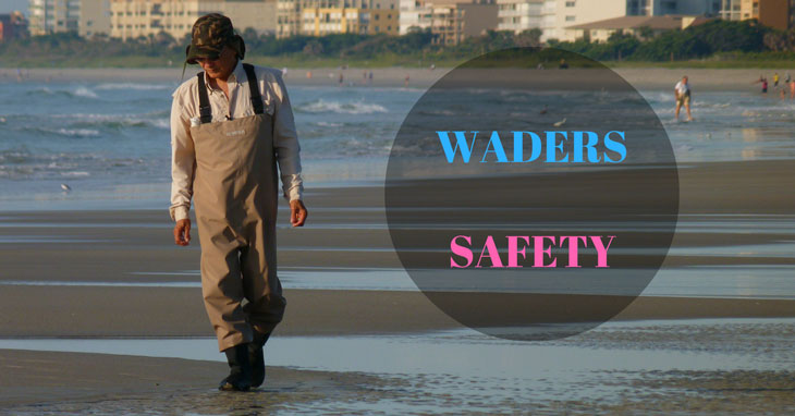 wader safety