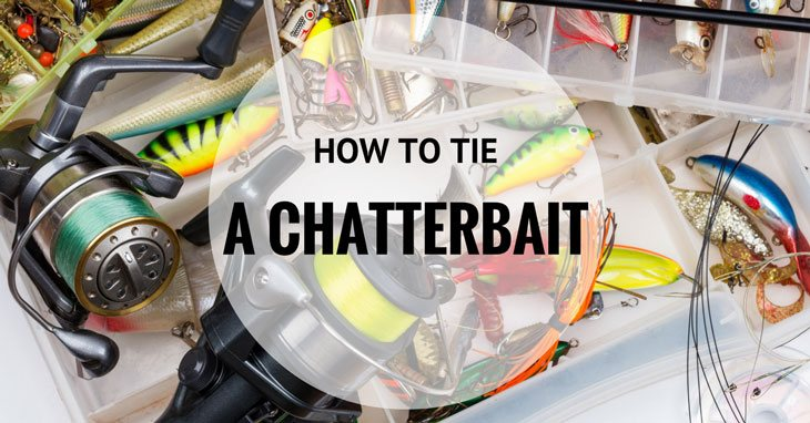 how to tie a chatterbait 0000