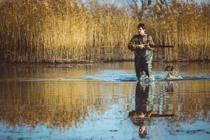 What is the difference between hunting and fishing waders? 01
