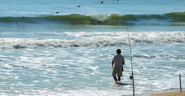 What Tide is Best for Surf Fishing 001